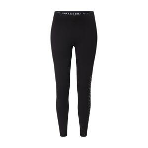 Calvin Klein Pyžamové nohavice ' Institutional '  čierna