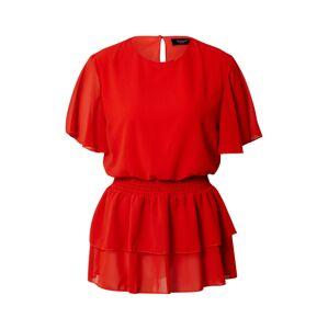 SISTERS POINT Tričko 'GOING-TA'  jasne červená