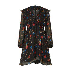 The Kooples Šaty  zmiešané farby / čierna