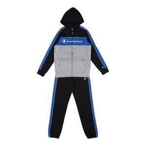 Champion Authentic Athletic Apparel Joggingová súprava  modrá / sivá / čierna