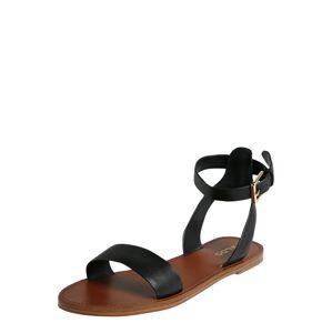 ALDO Sandále 'Campodoro'  čierna