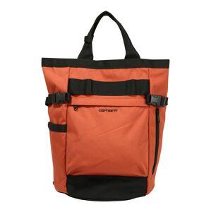 Carhartt WIP Batoh 'Payton'  čierna / oranžová