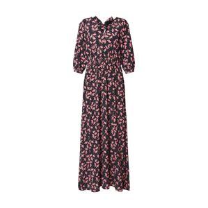 Ottod'Ame Košeľové šaty 'ABITO'  ružová / čierna