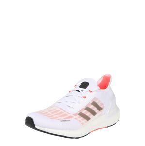 ADIDAS PERFORMANCE Bežecká obuv 'Ultraboost'  biela / čierna / červená