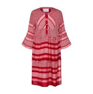 Cecilie Copenhagen Šaty 'Jade Dress'  červená