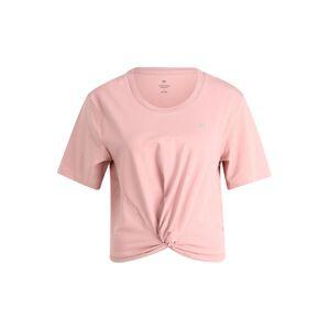 Calvin Klein Performance Funkčné tričko  ružová