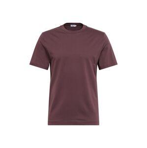 Filippa K Tričko  farba lesného ovocia / hnedá