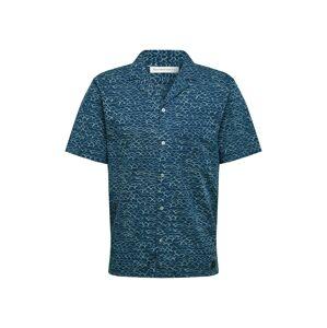 NOWADAYS Košeľa  modrá / biela