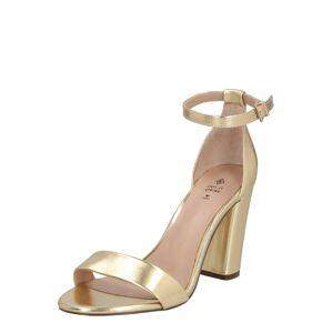 CALL IT SPRING Sandále 'Tayvia'  zlatá