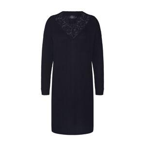 ONLY Pletené šaty 'ARONA'  čierna
