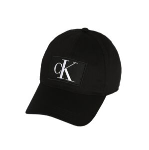 Calvin Klein Jeans Čiapka 'ESSENTIALS'  čierna