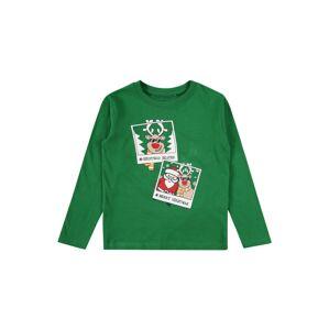 BLUE SEVEN Tričko  zelená