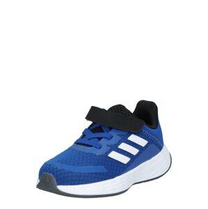 ADIDAS PERFORMANCE Športová obuv 'Duramo'  čierna / biela / modrá