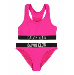 Calvin Klein Swimwear Bikiny  ružová