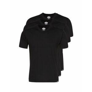 DICKIES Tričko  čierna