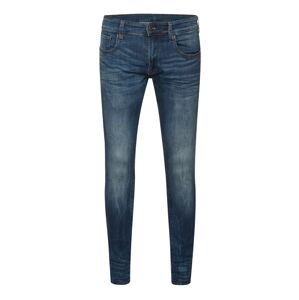 G-Star RAW Džínsy '3301 Deconstructed Super Slim'  modrá denim