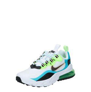 Nike Sportswear Tenisky 'Air Max 270 React'  zelená / tyrkysová / čierna / biela