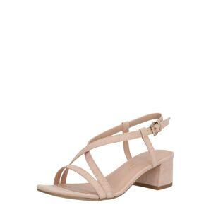 NEW LOOK Remienkové sandále 'RULIE'  béžová