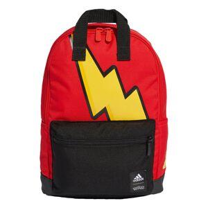 ADIDAS PERFORMANCE Športový batoh  červená / čierna