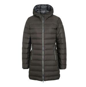 CMP Outdoorový kabát  čierna