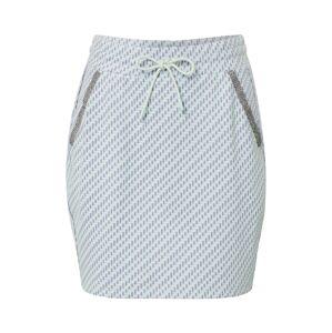 Rich & Royal Sukňa  zmiešané farby / biela