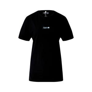 Degree Tričko  čierna