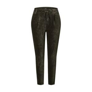 ONLY Plisované nohavice 'POPTRASH'  zelená