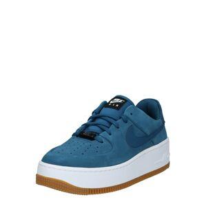 Nike Sportswear Nízke tenisky 'Air Force 1 Sage'  nebesky modrá
