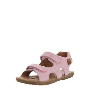 NATURINO Sandále 'SKY'  ružová