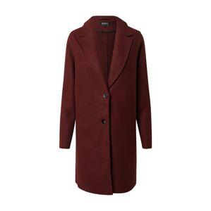 ONLY Prechodný kabát 'Carrie'  červená