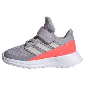 ADIDAS PERFORMANCE Športová obuv 'Rapida'  neónovo ružová / sivá