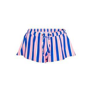 CHIEMSEE Plavecké šortky  modrá / staroružová / biela