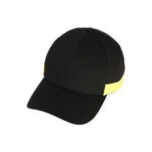 Calvin Klein Čiapka 'Nastro'  čierna