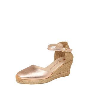 MACARENA Sandále 'Ana 21'  ružová