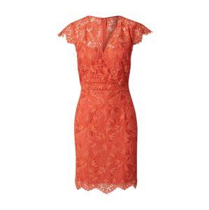Morgan Puzdrové šaty 'Kleid'  oranžovo červená