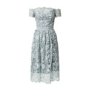 Chi Chi London Kokteilové šaty 'Cerise'  svetlozelená