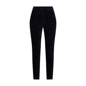 ONLY Plisované nohavice 'POPTRASH-PING PONG'  čierna