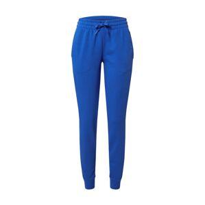 ADIDAS PERFORMANCE Športové nohavice  kráľovská modrá / biela