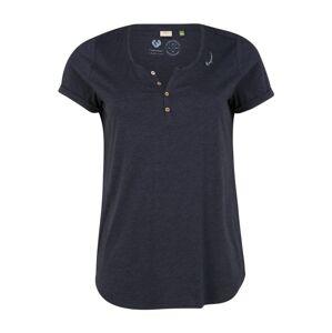 Ragwear Plus Tričko 'Lyvia'  námornícka modrá