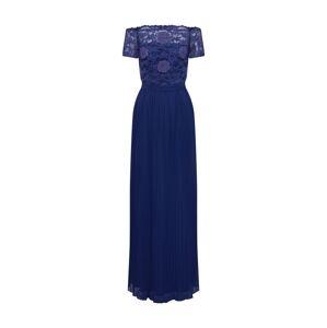 Chi Chi London Večerné šaty 'CHI CHI CIARA MAXI'  námornícka modrá