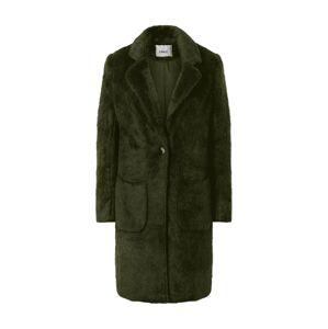 ONLY Prechodný kabát 'Claire'  jedľová