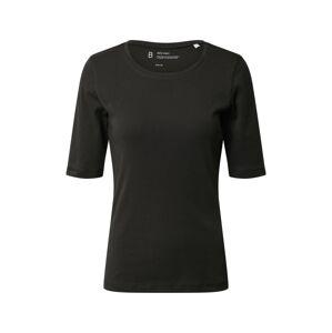 OPUS Tričko  čierna