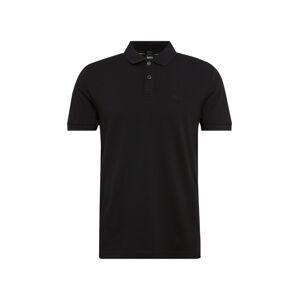 BOSS Tričko  čierna