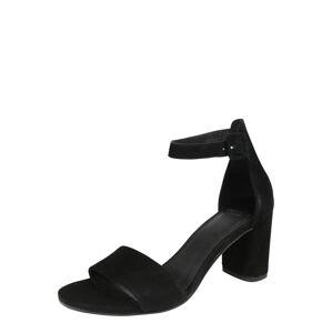 VAGABOND SHOEMAKERS Remienkové sandále 'Penny'  čierna