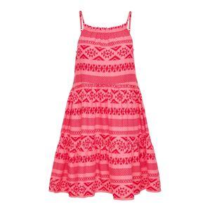 ONLY Letné šaty  pitaya / ružová
