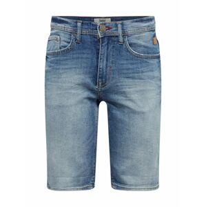 BLEND Džínsy 'Denim Shorts Twister Slim'  svetlomodrá