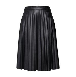 PRINCESS GOES HOLLYWOOD Sukňa  čierna melírovaná