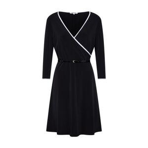 ABOUT YOU Šaty 'Jolene Dress'  čierna