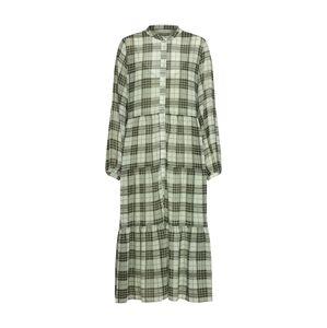 minimum Košeľové šaty 'Mikuna'  zelená