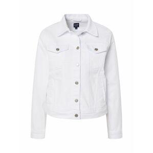 GAP Prechodná bunda  biela ako vlna